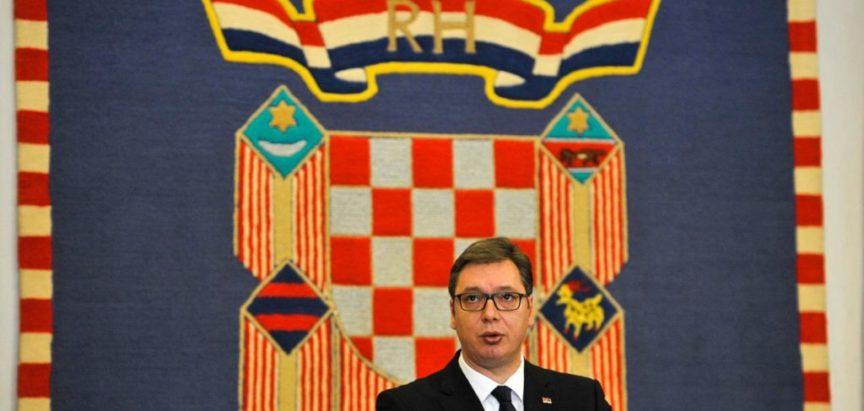 Za Vučića u Hrvatskoj su normalni Plenković i Kolinda Grabar Kitarović, a ostali…?