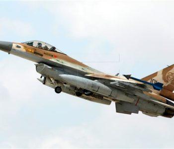 """Izraelski zračni udari na Siriju """"najjači od 1982."""""""