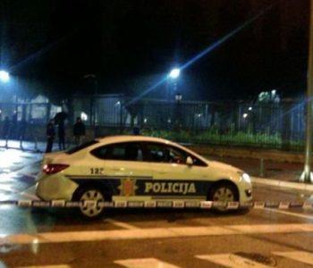 Bomba bačena na zgradu američkog veleposlanstva u Crnoj Gori