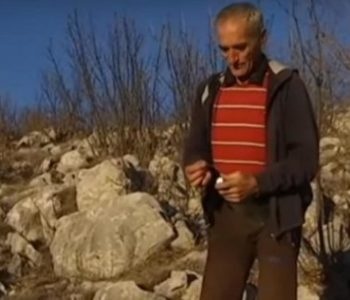 Najstariji zmijolovac u Hercegovini: Drago lovi poskoke od 13. godine