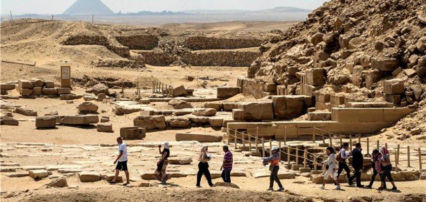 U blizini piramida u Gizi pronađena drevna grobnica