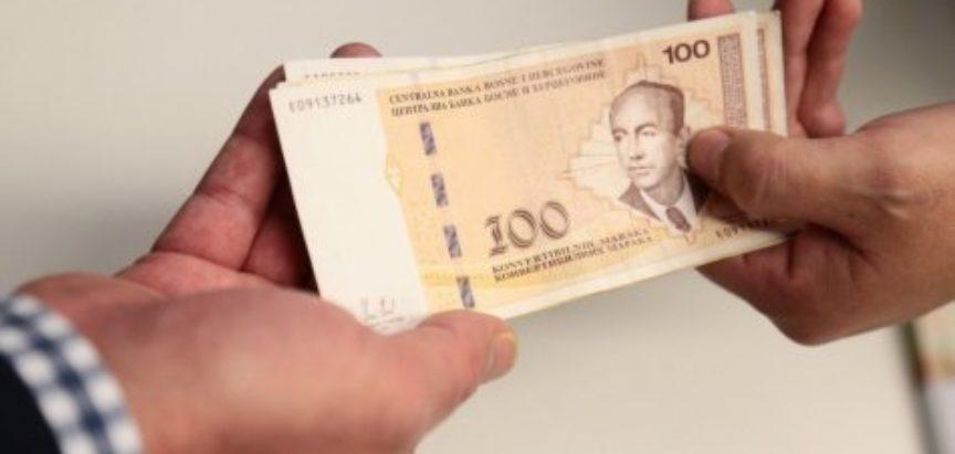 Prosječna plaća u BiH 862 KM