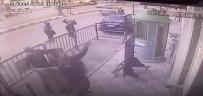 Policajac uhvatio dijete koje je palo sa zgrade
