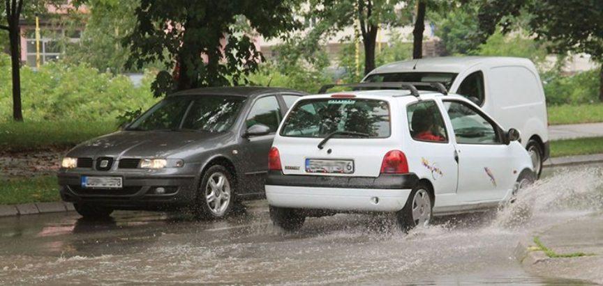 U BiH za vikend kiša i snijeg, očekuju se i olujni udari vjetra