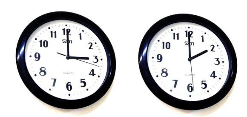 Izglasano da se ukida pomjeranje sata od 2021. godine