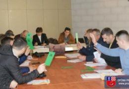 Najava: 20. sjednica Općinskog vijeća Prozor-Rama