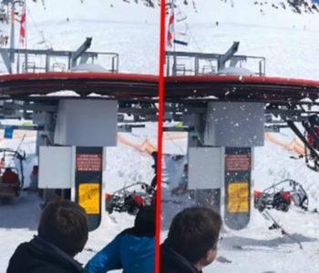 Žičara ubrzala i bacala skijaše, ljudi iskakali da sačuvaju glavu