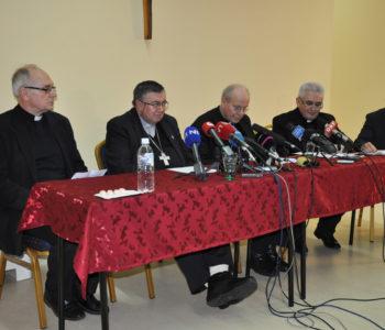 Konferencija za novinstvo na kraju zasjedanja ABK i BKBIH