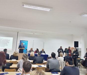 Predstavnici općine Prozor-Rama sudjelovali na radionici o programima teritorijalne suradnjeRepublike Hrvatske i BiH