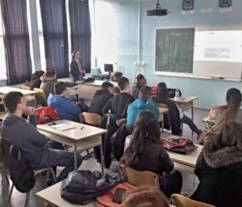 Učenici ekološke sekcije Srednje škole Prozor prezentirali svoj rad o globalnom i lokalnom stanju okoliša