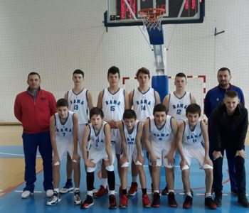 Košarka: Predkadeti odlični, Petrović ubacio deset trica, košarkašice odgođene