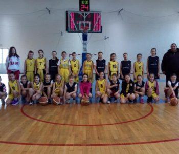 Košarkašice Rame ugostile 4 selekcije iz Posušja
