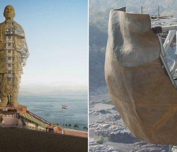 U Indiji se gradi najviši kip na svijetu