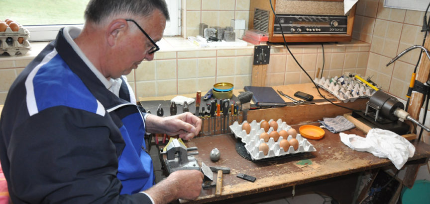 Potkivanja jaja – nekoć diploma, danas vještina za koju slabi zanimanje