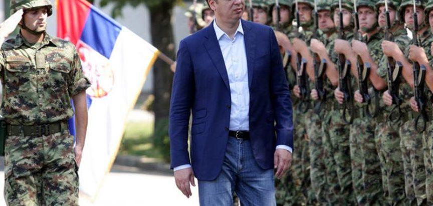 Vučić bi na Kosovo poslao vojsku?