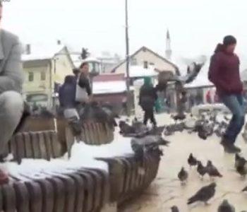 """BEŠLAGIĆ U NEDJELJOM u 2: """"Evo vidiš ti golubova, haj ti sad znaj koji je od njih Srbin, Hrvat i Bošnjak"""""""