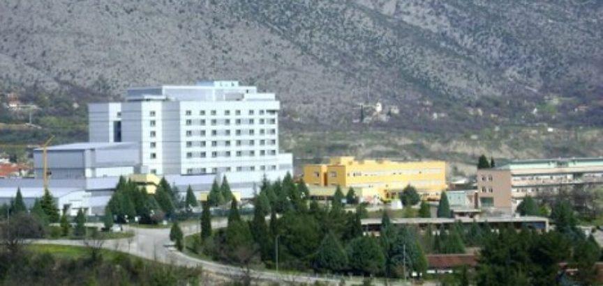 SKB Mostar obustavlja hladni program, peti kat ponovno za covid pacijente