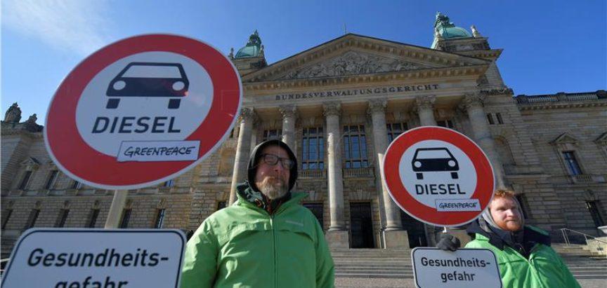 Istraživanje: toksične čestice povezane s dizelašima ubiju godišnje 6.000 Nijemaca