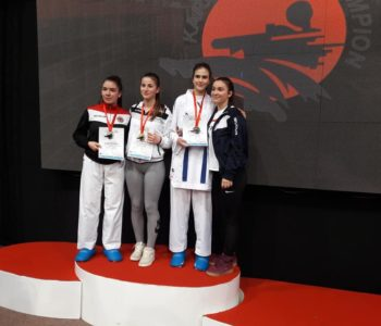 KK Empi: Tri medalje na Ilidži