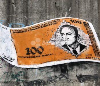 Grafit: Kad nemam para načmem stoju