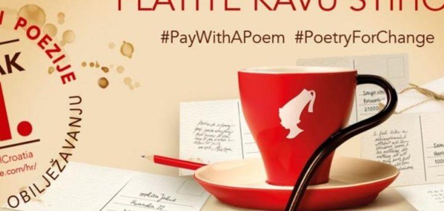 Platite kavu stihom i proslavite Svjetski dan poezije