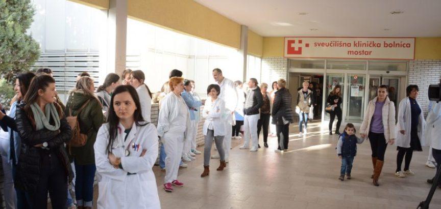 Liječnici u štrajku!