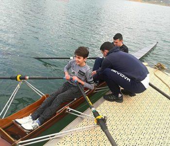 Veslački klub Rama počeo pripreme na Ramskom jezeru