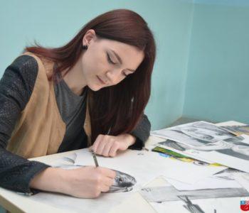 Razgovor s povodom: Magdalena Perić –  Mlada  i talentirana ljubiteljica likovnog izražavanja