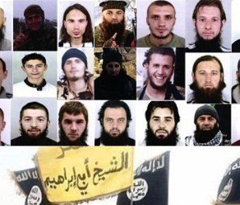 POD ZASTAVOM ISILA Popis 76 bh. ISIL-ovaca koji su poginuli u Siriji