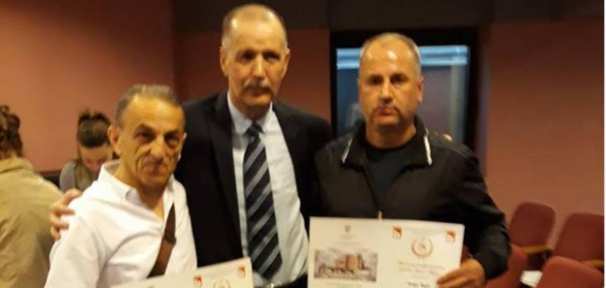 KK Empi  dobio povelju u povodu 50 godina UKK Bosna
