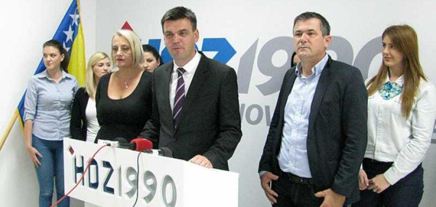 HDZ 1990 će podržati tehničke izmjene Izbornoga zakona