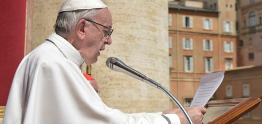 Papa duboko uznemiren zbog Sirije, želi da se tamo uspostavi trajni mir