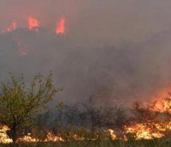 Upozorenje građanima radi izazivanja požara