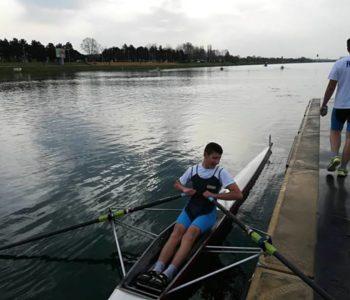 Veslački klub Rama nastupio na  Croatia openu