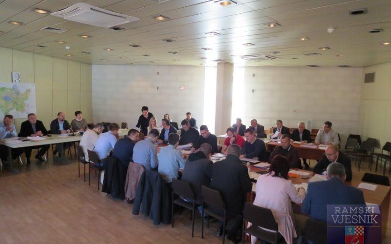 NAJAVA: 16. sjednica Općinskog vijeća Prozor-Rama