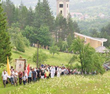 Obilježen Dan mladih Vrhbosanske nadbiskupije
