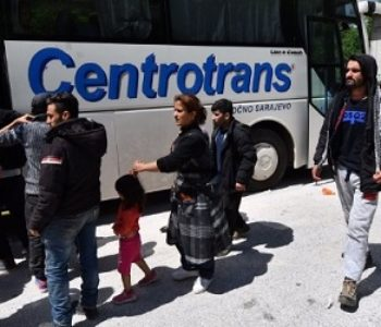 POŠLI, ZAUSTAVLJENI, PROŠLI: Nakon reakcija s vrha migranti stižu u Mostar