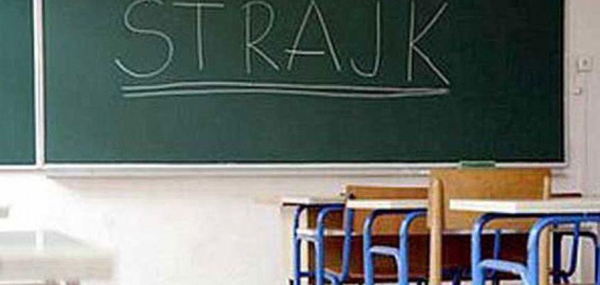 Štrajk upozorenja Sindikata učitelja u HNŽ-u i Samostalnog sindikata odgoja HNK