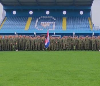 Video: Hrvatski vojnici poslali poruku podrške Vatrenima