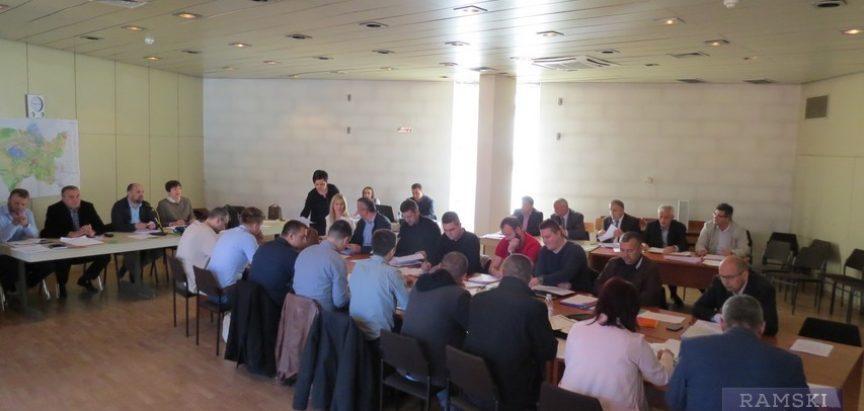 Održana 18. sjednica Općinskog vijeća Prozor-Rama