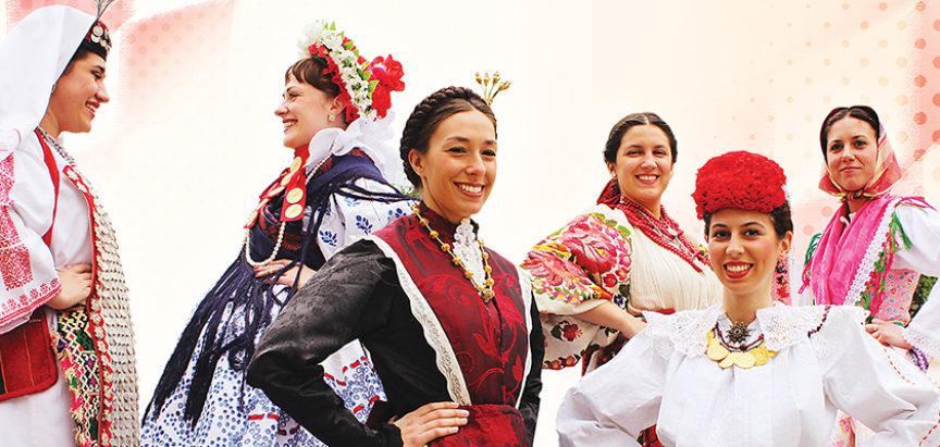 U petak izbor najljepše Hrvatice u narodnoj nošnji izvan Republike Hrvatske