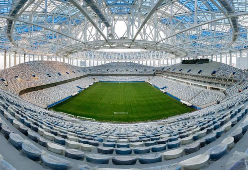mjesto za izradu utakmica u Nigeriji