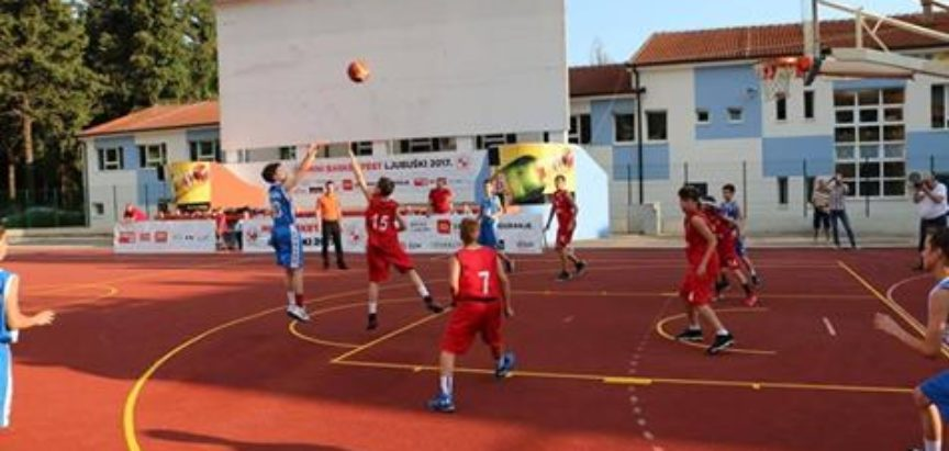 Košarka: Za vikend festival košarke u Busovači