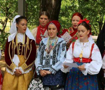 Izložba tradicije i izbor najljepše Hrvatice u nošnji