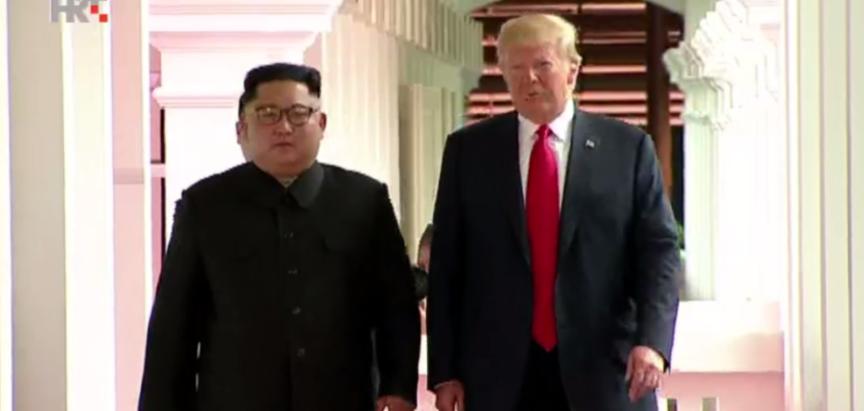 Trump i Kim usuglasili potpunu denuklearizaciju Korejskog poluotoka