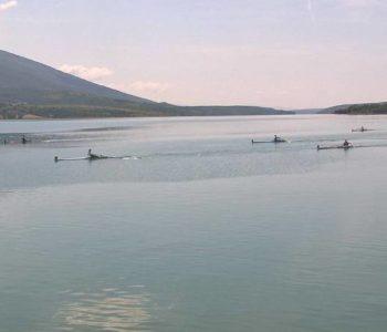 """VI. Veslačka regata """"Lake to lake"""" održana na Ramskom jezeru"""