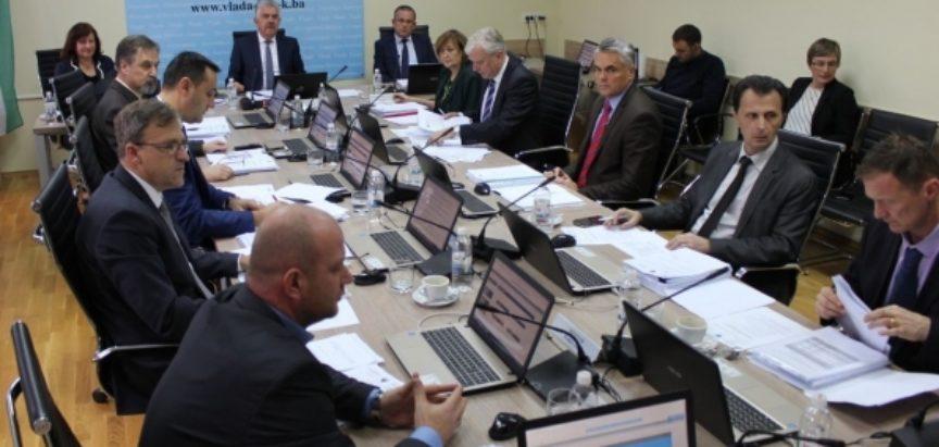 Održana 81. sjednica Vlade HNŽ-a:  Usvojene brojne odluke