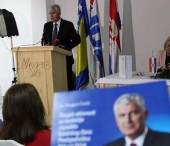 MALO IH JE, AL' IH IMA – HDZ BiH ima 'Bijelu knjigu' koja svjedoči da su postigli odlične rezultate