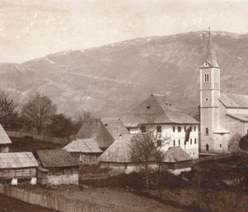 Biskup fra Grgo Ilijić u Rami