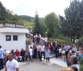 Proslavljen patron  filijale Svete Ane Podbor-Ploča